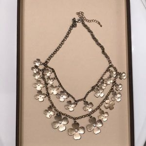 Jewelry - Francesca's Collection- Gold Colored Necklace